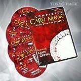 ★マジック?手品★コンプリート カード マジック:4巻セット●ACS-2600