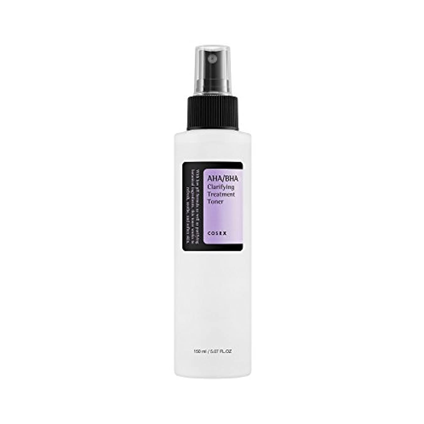 フェリー反逆ブロック(3 Pack) COSRX AHA/BHA Clarifying Treatment Toner (並行輸入品)