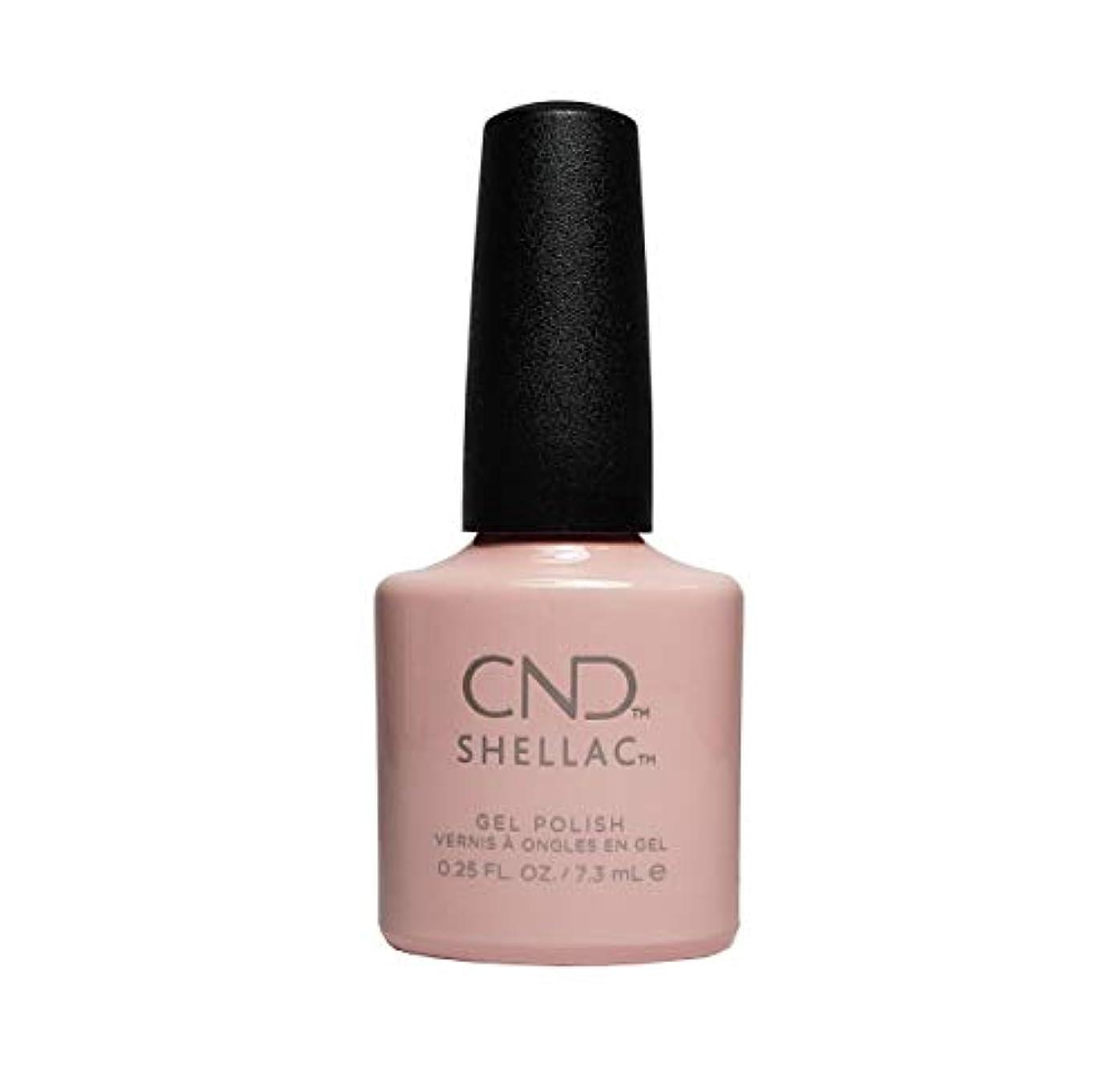 いたずらアジャ一定CND(シーエヌディー) シェラック UVカラーコート 523 Clearly Pink 7.3ml