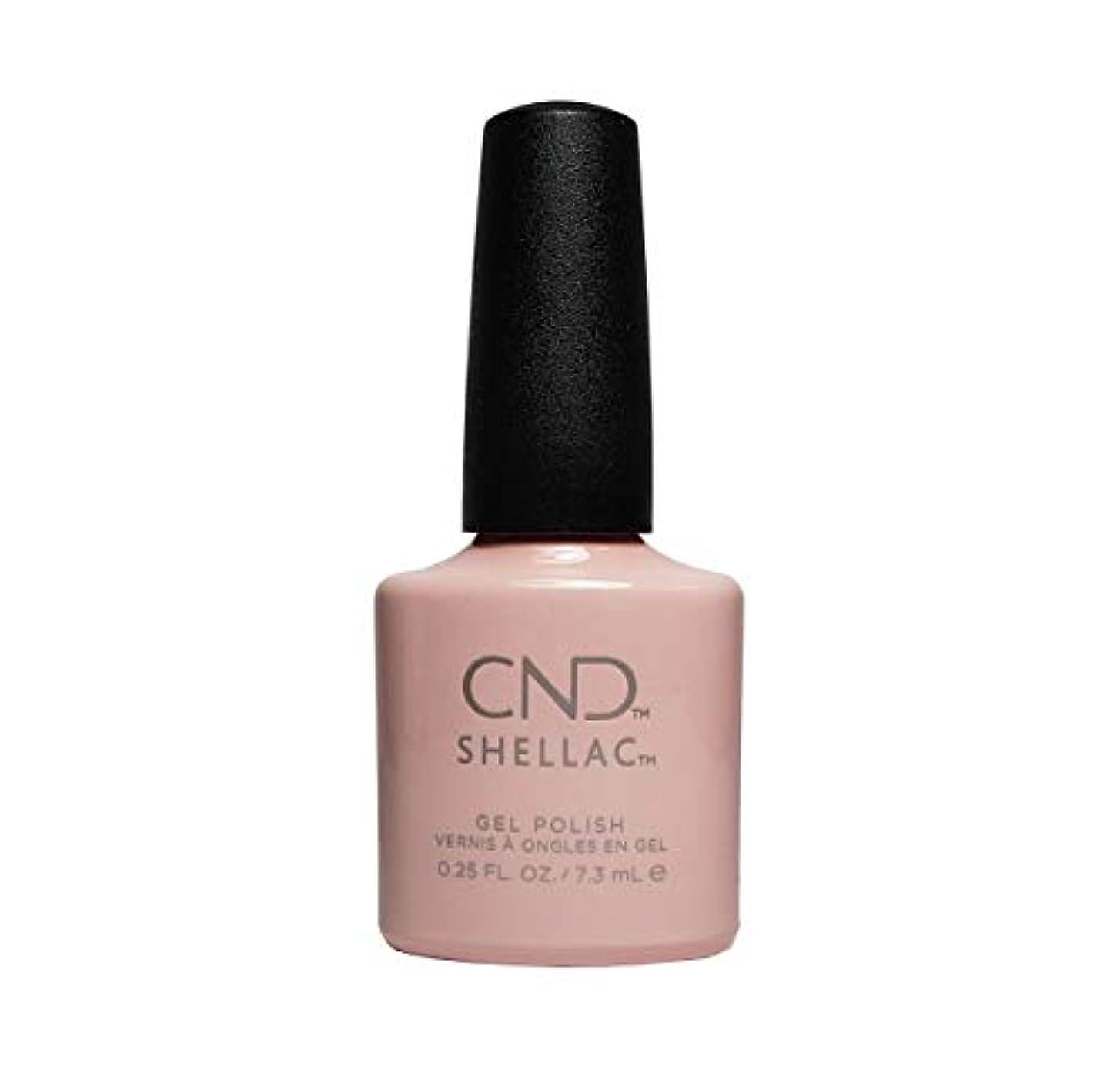 親愛な汚物感度CND(シーエヌディー) シェラック UVカラーコート 523 Clearly Pink 7.3ml