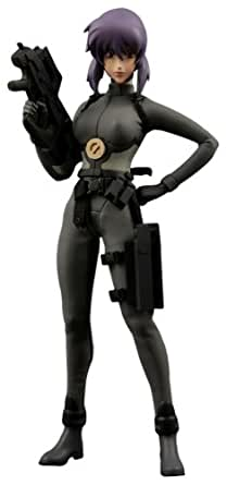 RAH リアルアクションヒーローズ 攻殻機動隊Solid State Society 草薙素子 1/6スケール ABS&ATBC-PVC製 塗装済み可動フィギュア