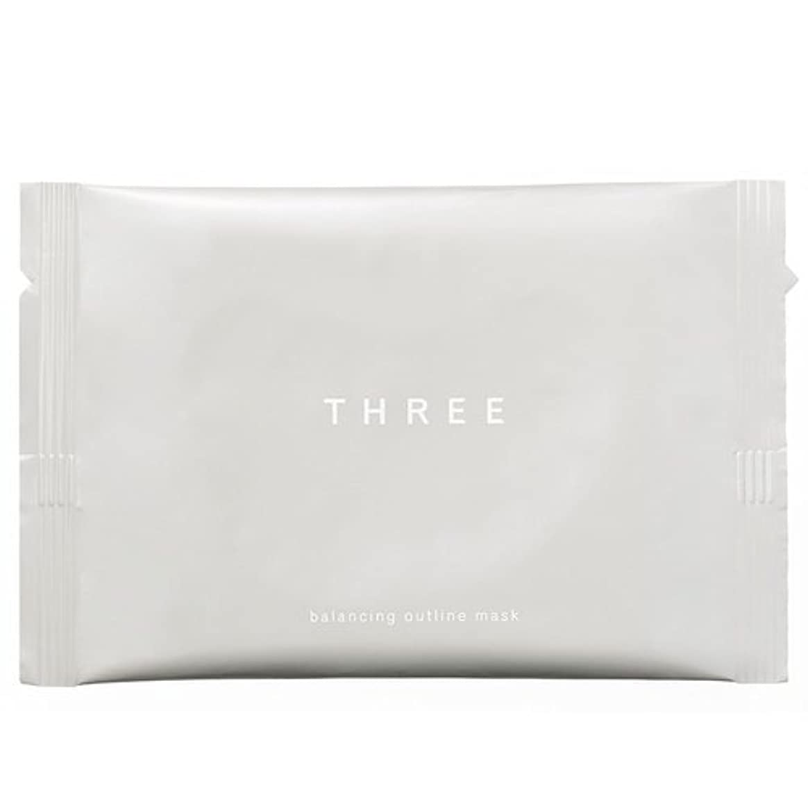 THREE(スリー) THREE バランシング アウトラインマスク