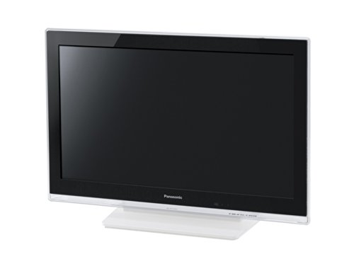 Panasonic  プライベート・ビエラ ポータブル地上・BS・110度CSデジタルテレビ19v型  SV-PT19S1-K
