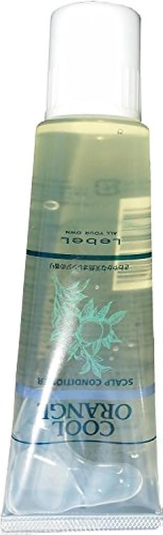 レキシコン約束する肉腫【ルベル】クールオレンジ スキャルプ コンディショナー 130g
