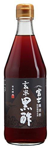 飯尾醸造 富士 玄米黒酢 500ml