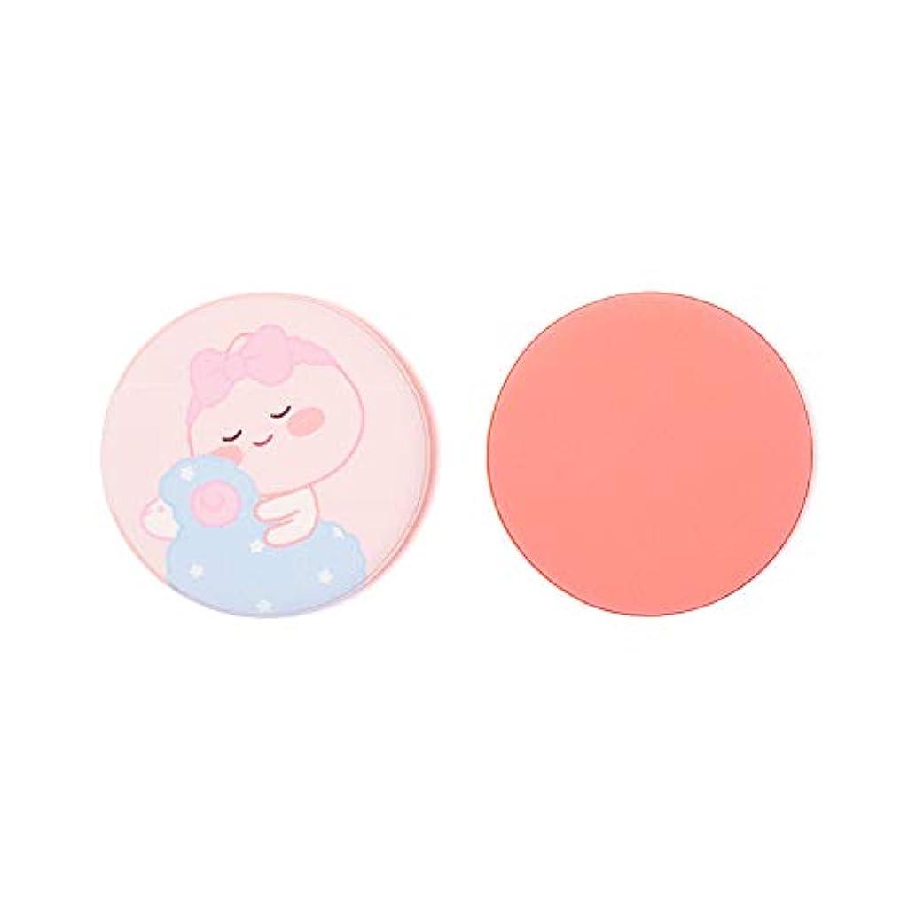 木材湿原漂流[オフィシャル] カカオフレンズ - エアクッションンパフ2P KAKAO FRIENDS - Lovely Apeach Air Cushion Puff 2P (Pink)