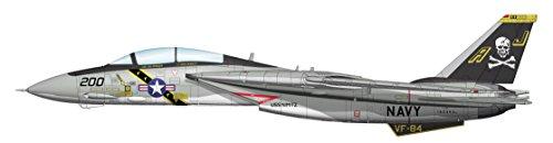 [해외]HOBBY MASTER 1|72 F-14A 톰캣 제 84 전투 비행단 졸리 로저스/HOBBY MASTER 1|72 F - 14A Tomcat No. 84 Battle Squadron Jolie Rogers