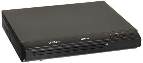 コンパクトDVDプレーヤー DX-DVC04BK