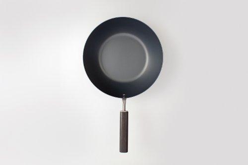 深型鉄フライパン 【直径24cm】【日本製】 IH対応 深型鉄製のフライパン (Arlequinセレクト) FDstyle