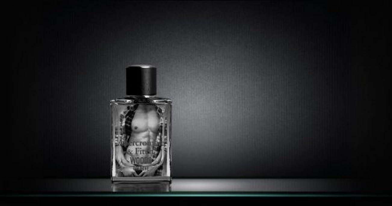 泥沼絶壁単なるAbercrombie&Fitchアバクロ 香水 WOODS 50ml/1.7oz
