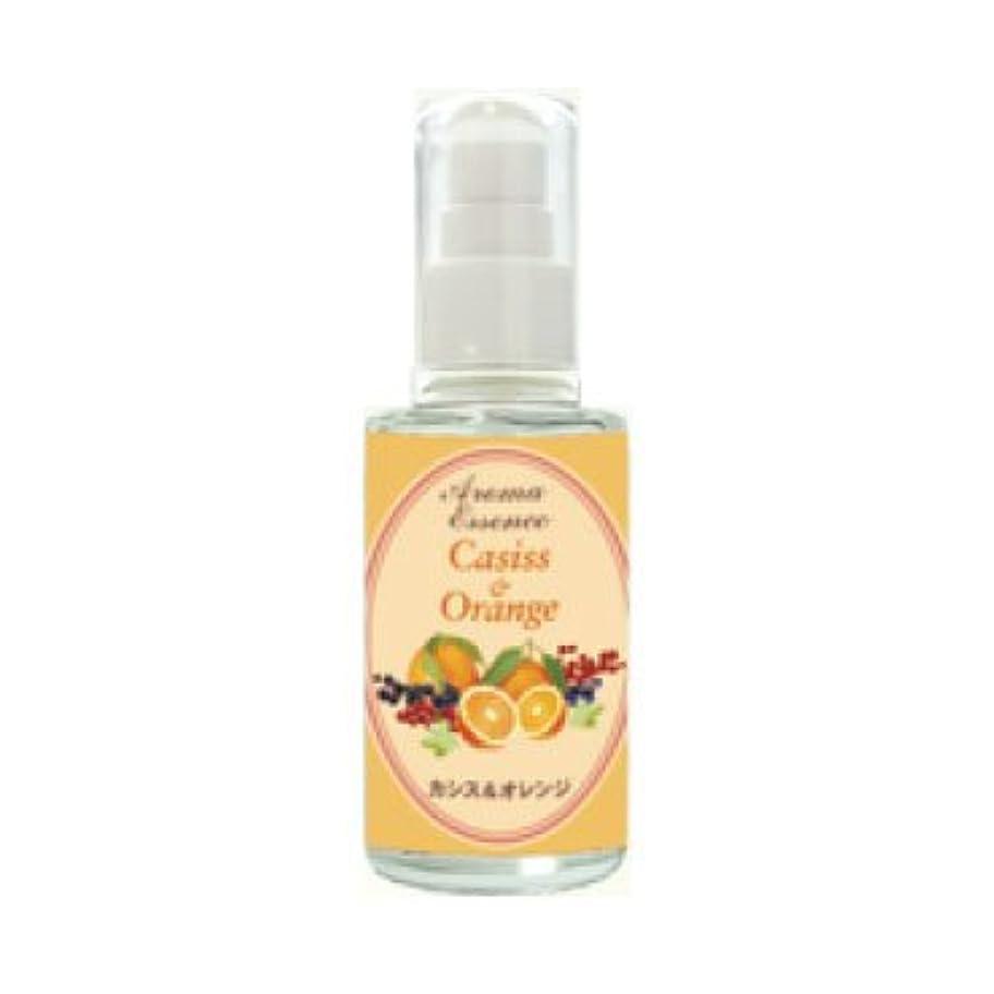 盲目ベルベット灌漑Aroma Essence アロマエッセンス フルーツ系 09 カシス&オレンジ 50ml