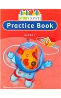 Story Town Practice Book, Grade  1