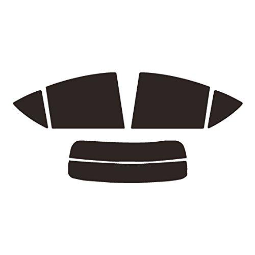 ミラリード カット済みカーフィルム トヨタ アクア NHP10系 H23/12~ 失敗安心サービス付...