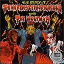 Story of Frankenstein Dracula & Wolfman by Various Artists