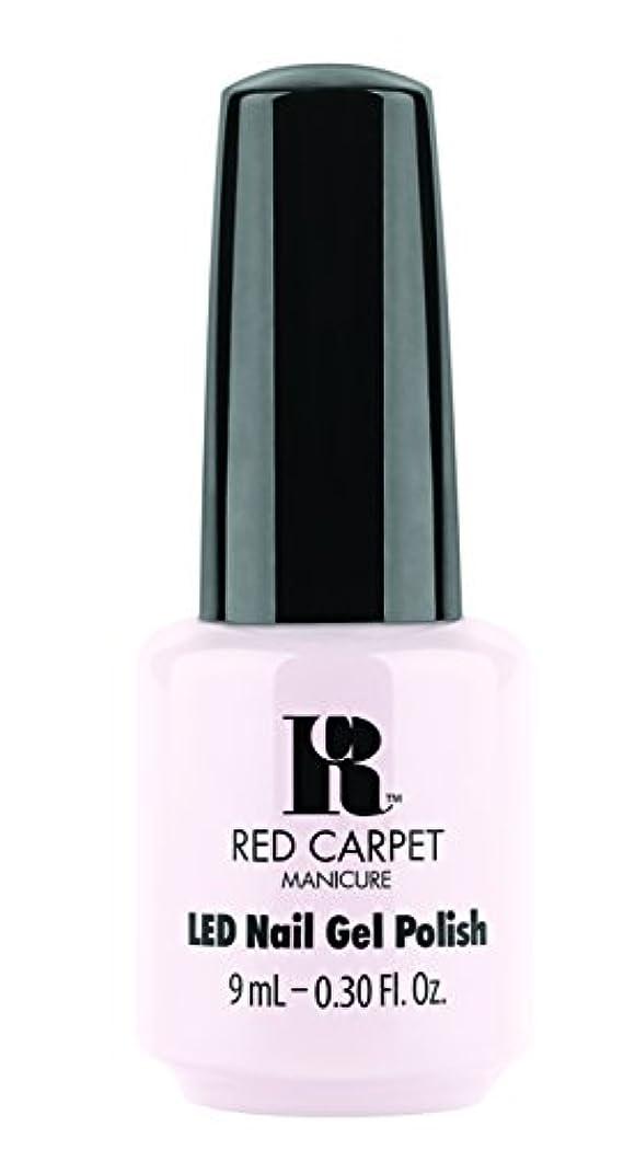 困惑ガム言い換えるとRed Carpet Manicure - LED Nail Gel Polish - Candid Moment - 0.3oz / 9ml
