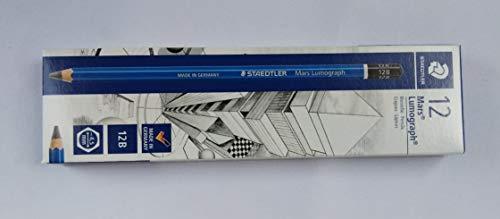 ステッドラー マルス ルモグラフ 製図用高級鉛 100-12B 12本箱入り