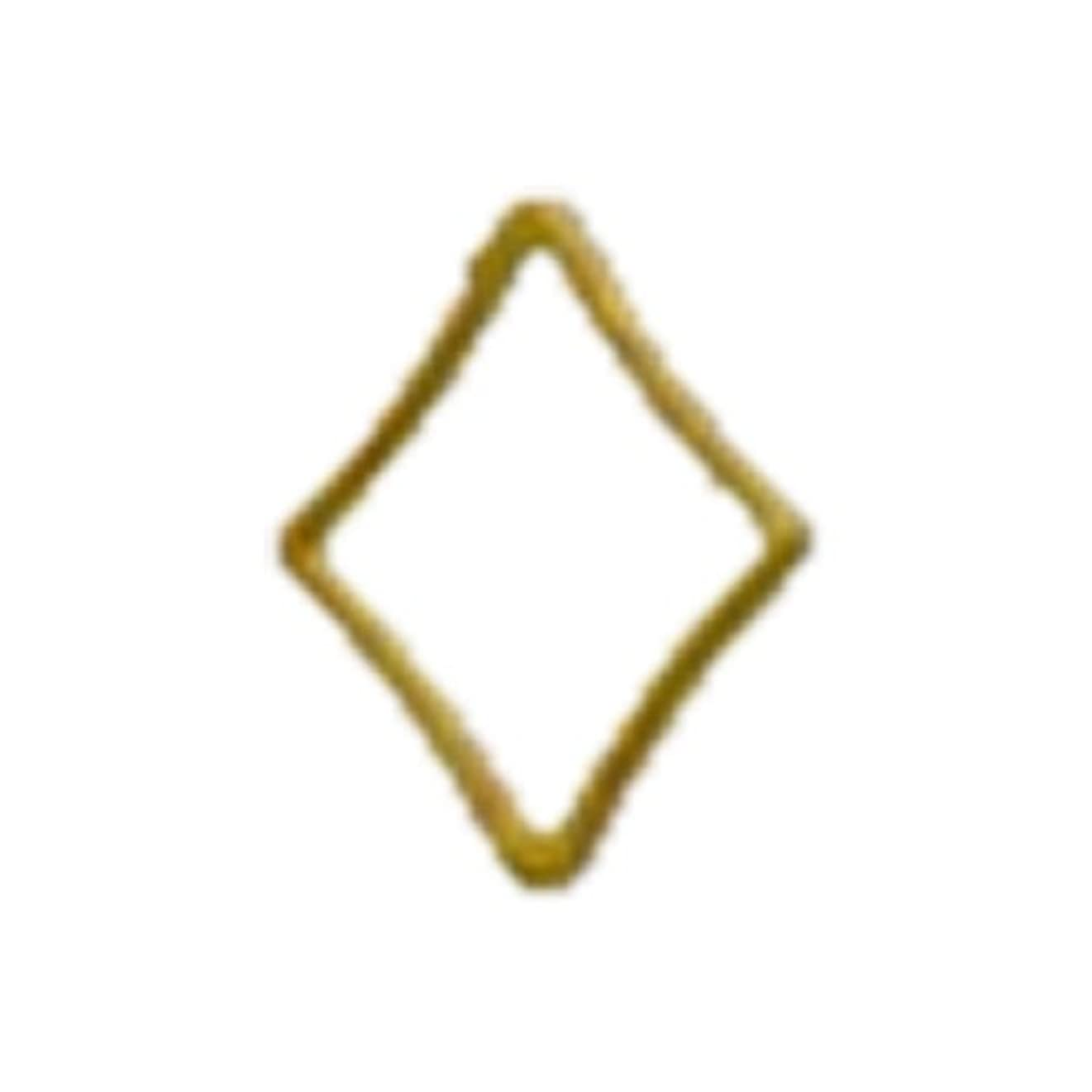 形体操リフレッシュリトルプリティー ネイルアートパーツ キラキラ 3S ゴールド 20個