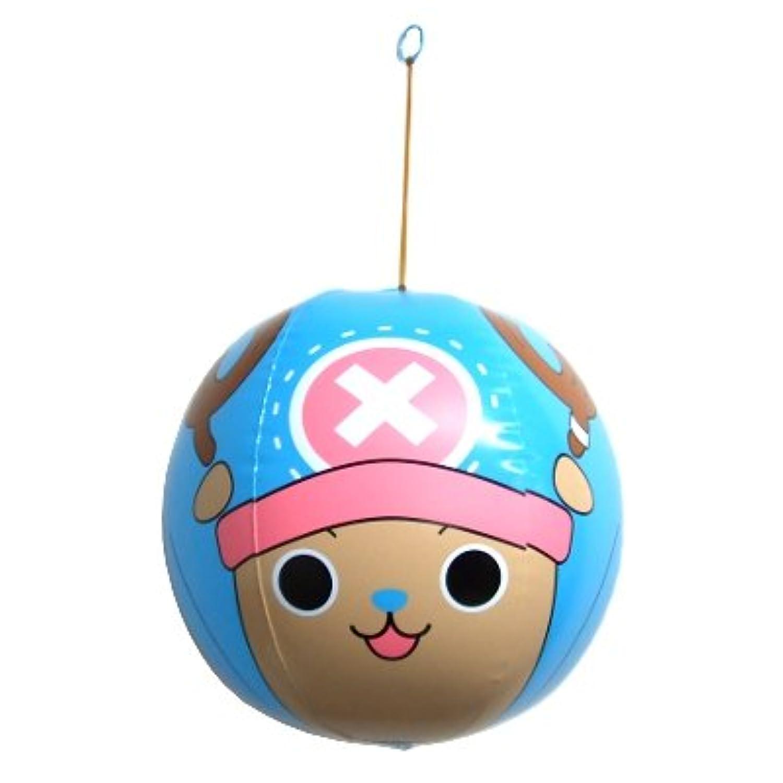 【ビニール玩具】 チョッパーボンボンボール スモール?新世界 (6個入)  / お楽しみグッズ(紙風船)付きセット