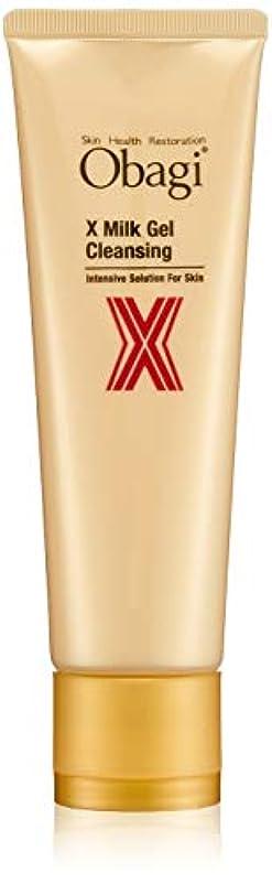 セミナーモーテル熟考するObagi(オバジ) オバジX ミルクジェルクレンジング 120g