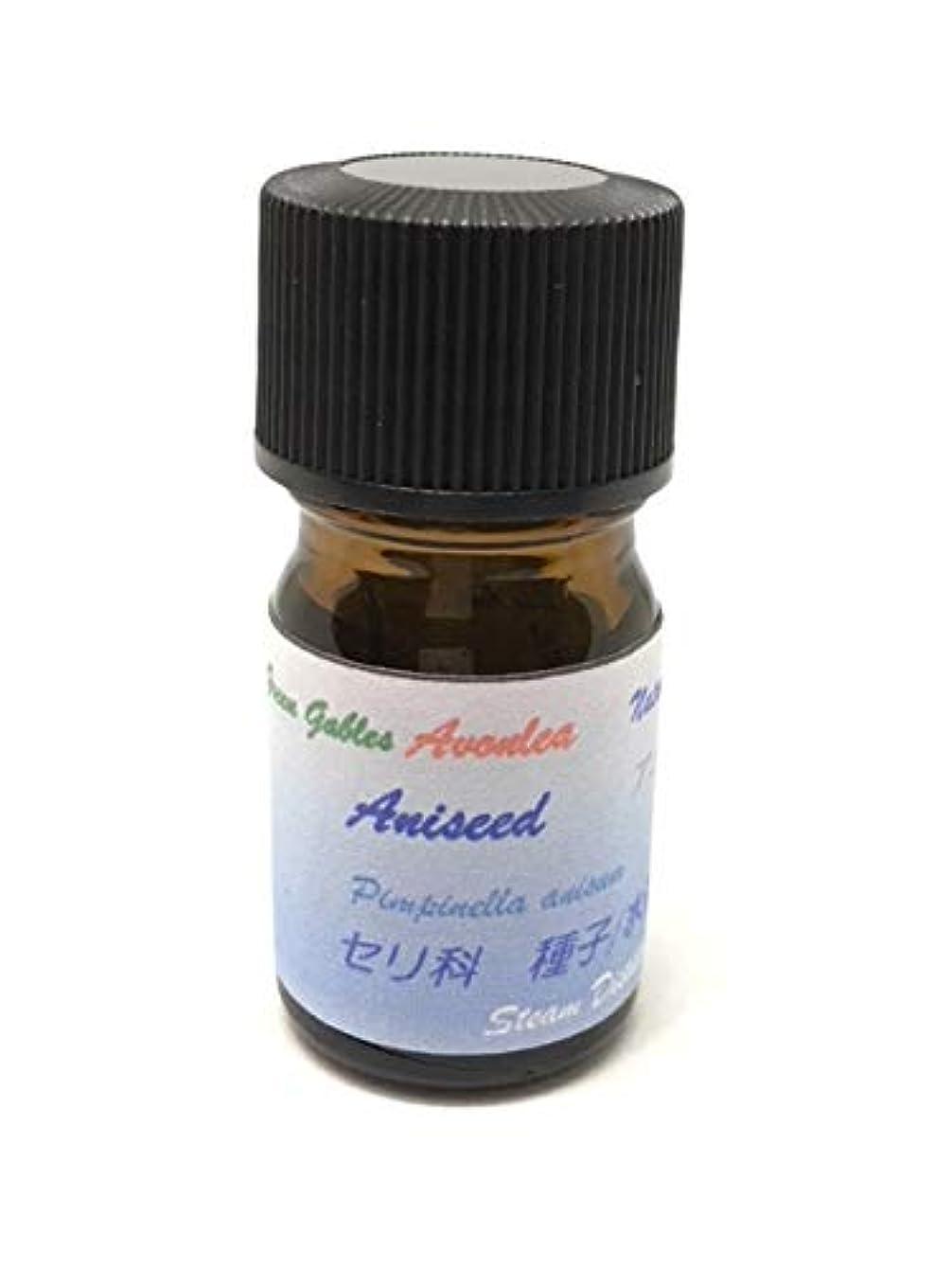 定期的なアノイ理容室アニシード ピュアエッセンシャルオイル 10ml Aniseed