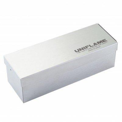 ユニフレーム(UNIFLAME) キャニスター メタルケース3 662830
