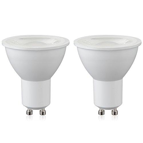 led 電球 GU10 口金 スポットライト 50W形相当 ...