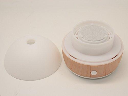RoomClip商品情報 - ラドンナ アロマディフューザー Woody Ball nano ADF02-WBN ナノナチュラル