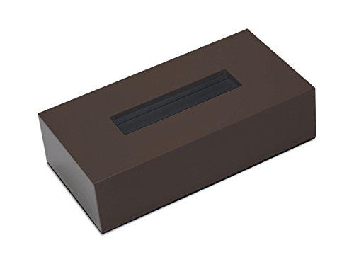 橋本達之助工芸 ティッシュBOX カラー 「Tissue box color」 ブラウン