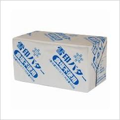 雪印バター
