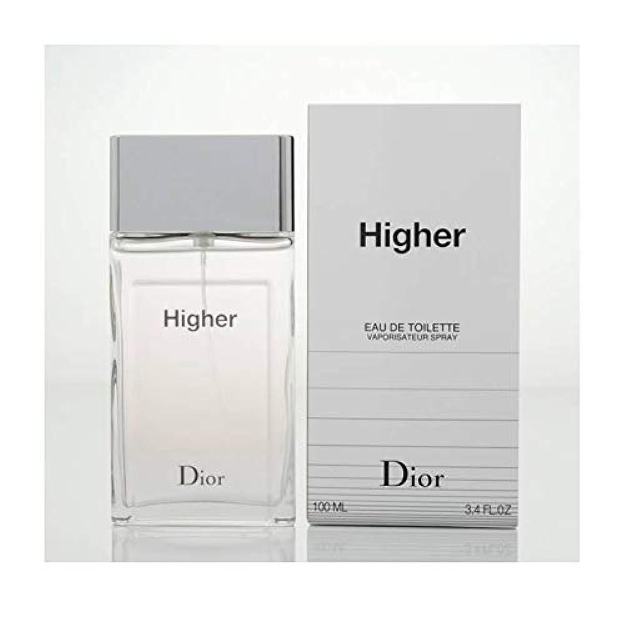 重々しい火薬一過性Dior ハイヤー EDT 100ml [並行輸入品]