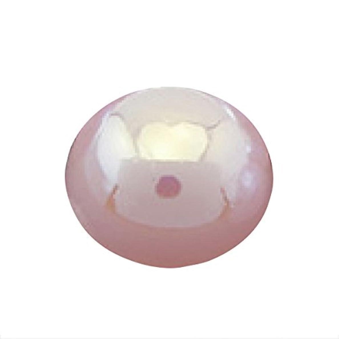 祝福かき混ぜる主要なパール2mm(50個入り) オーロラピンク