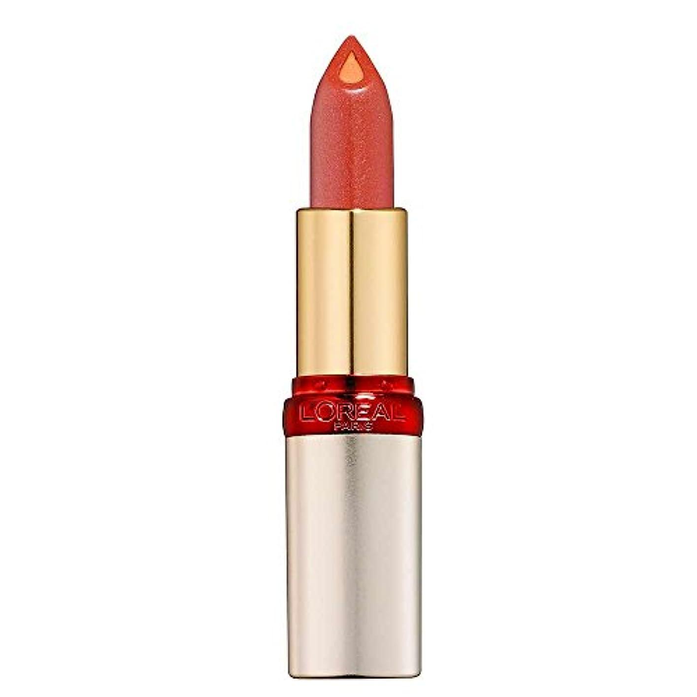 計画うれしい統合L'Oréal - Rouge à lèvres - Color Riche Innovation Action anti-âge - N°S303 Pearly Praline
