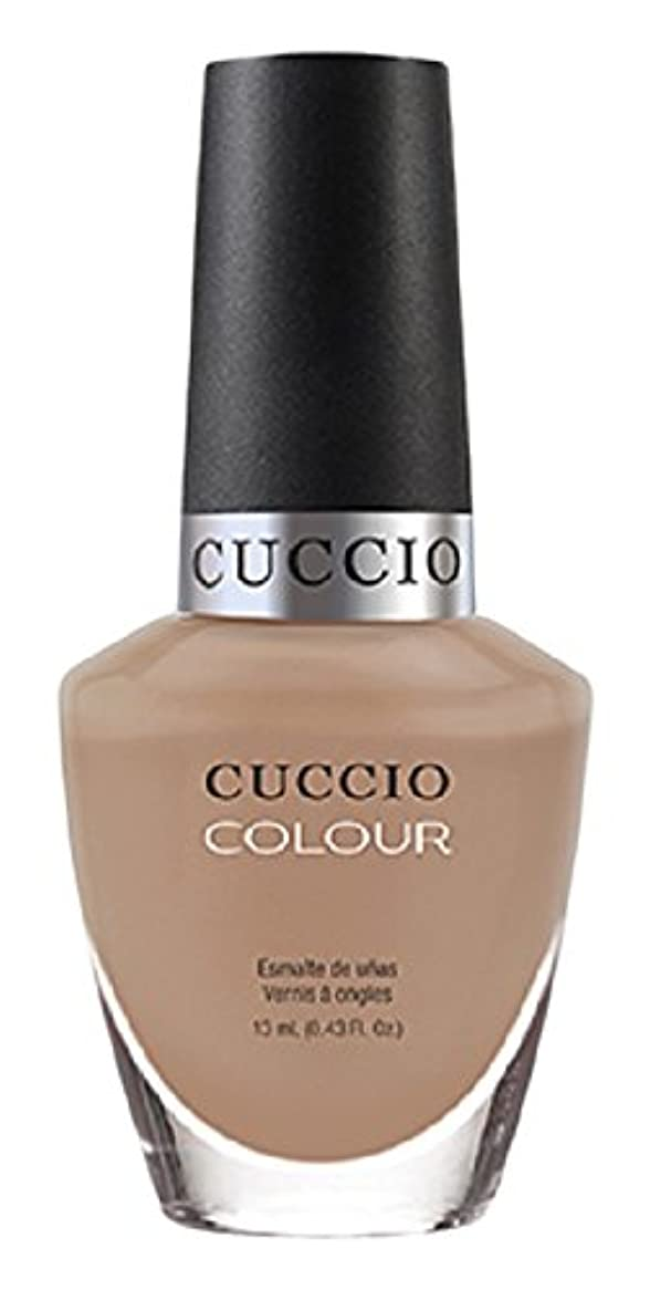 ブラシ代表してカビCuccio Colour Gloss Lacquer - Skin to Skin - 0.43oz / 13ml