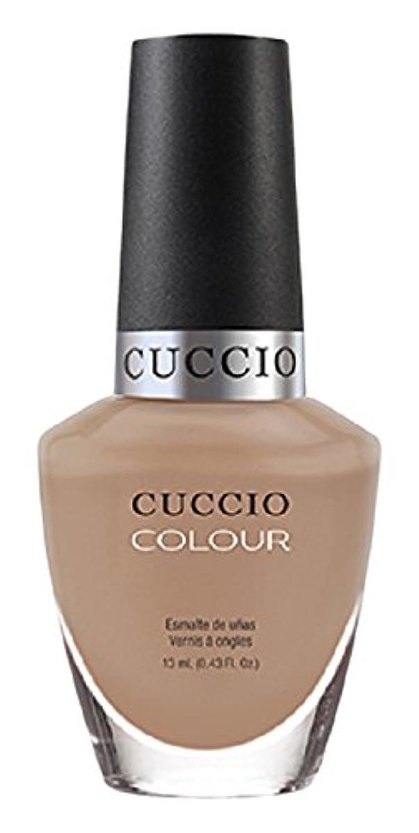市場計画状況Cuccio Colour Gloss Lacquer - Skin to Skin - 0.43oz / 13ml
