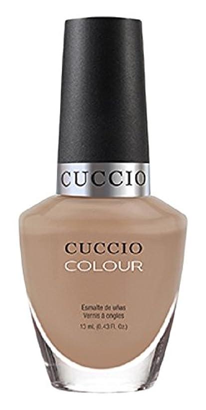 発症タンパク質保険Cuccio Colour Gloss Lacquer - Skin to Skin - 0.43oz / 13ml