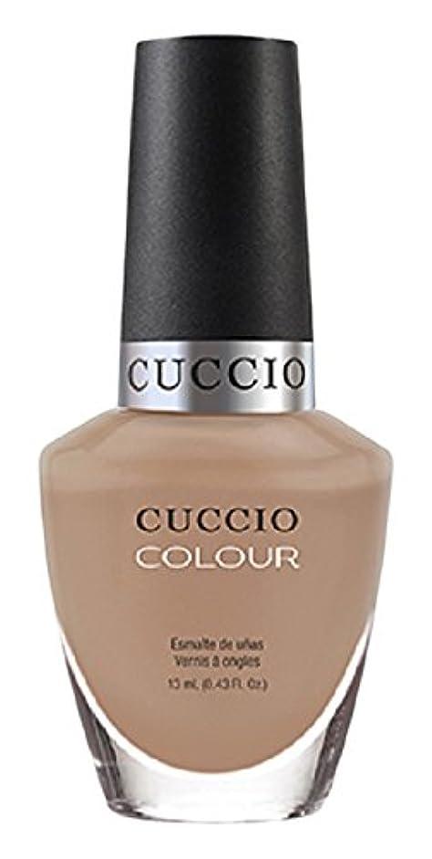 アーティキュレーションより良いスズメバチCuccio Colour Gloss Lacquer - Skin to Skin - 0.43oz / 13ml
