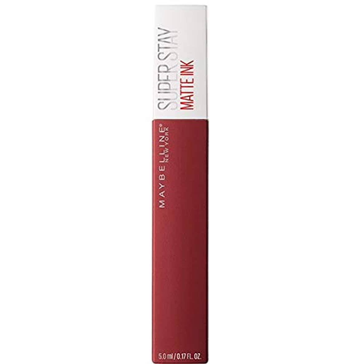 シールドキャリア経験者[Maybelline ] メイベリンSuperstayマットインク液50ボイジャー - Maybelline Superstay Matte Ink Liquid 50 Voyager [並行輸入品]