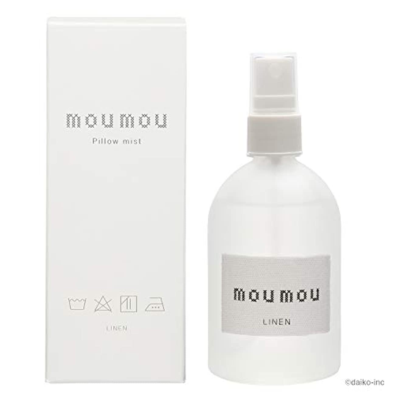 moumou Pillow mist ムームーピローミスト リネン