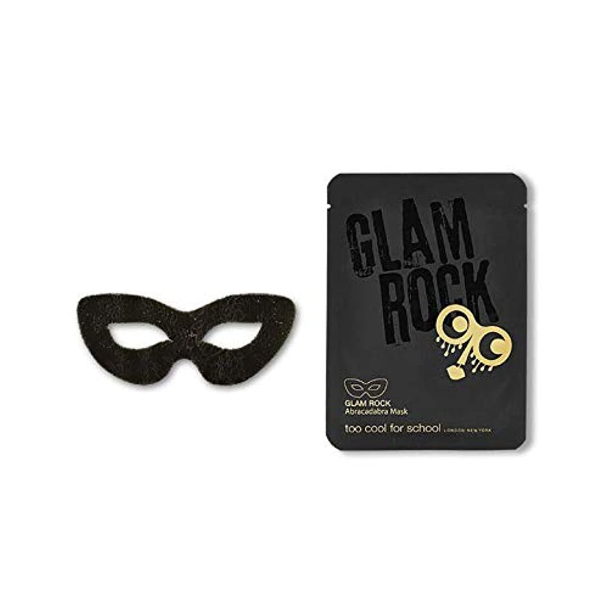 おびえた時々時々交通渋滞TOO COOL FOR SCHOOL Glam Rock Abracadabra Mask (並行輸入品)