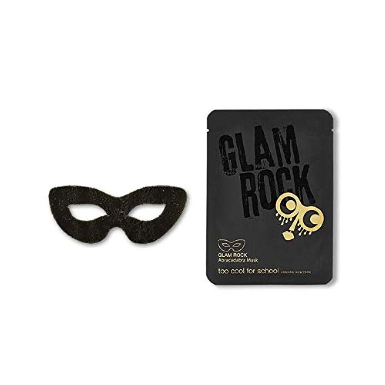 情緒的第アンデス山脈TOO COOL FOR SCHOOL Glam Rock Abracadabra Mask (並行輸入品)