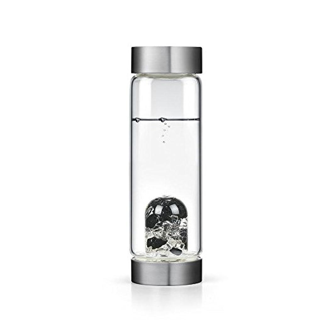 ブーム赤不正直ビジョンクリスタルエディションgem-waterボトルby VitaJuwel W / Freeカリフォルニアホワイトセージバンドル 16.9 fl oz