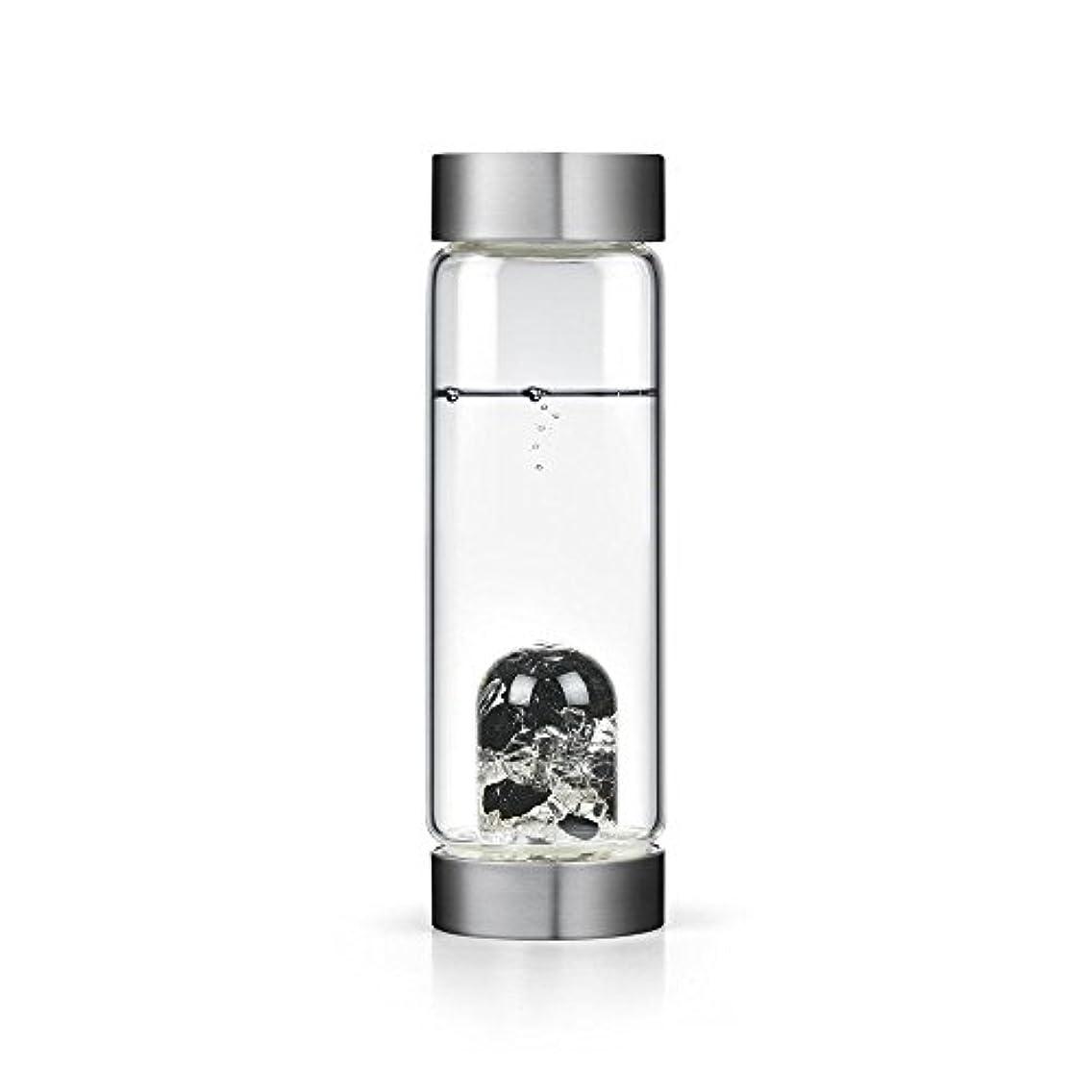 熟読する評価する火薬ビジョンクリスタルエディションgem-waterボトルby VitaJuwel W / Freeカリフォルニアホワイトセージバンドル 16.9 fl oz