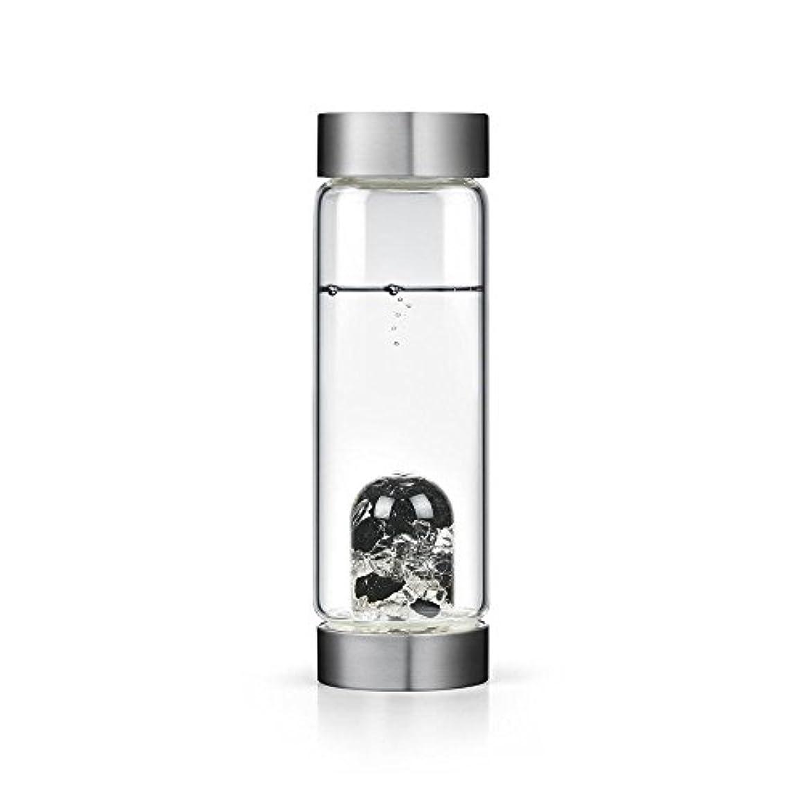 暫定受け皿悪化するビジョンクリスタルエディションgem-waterボトルby VitaJuwel W / Freeカリフォルニアホワイトセージバンドル 16.9 fl oz