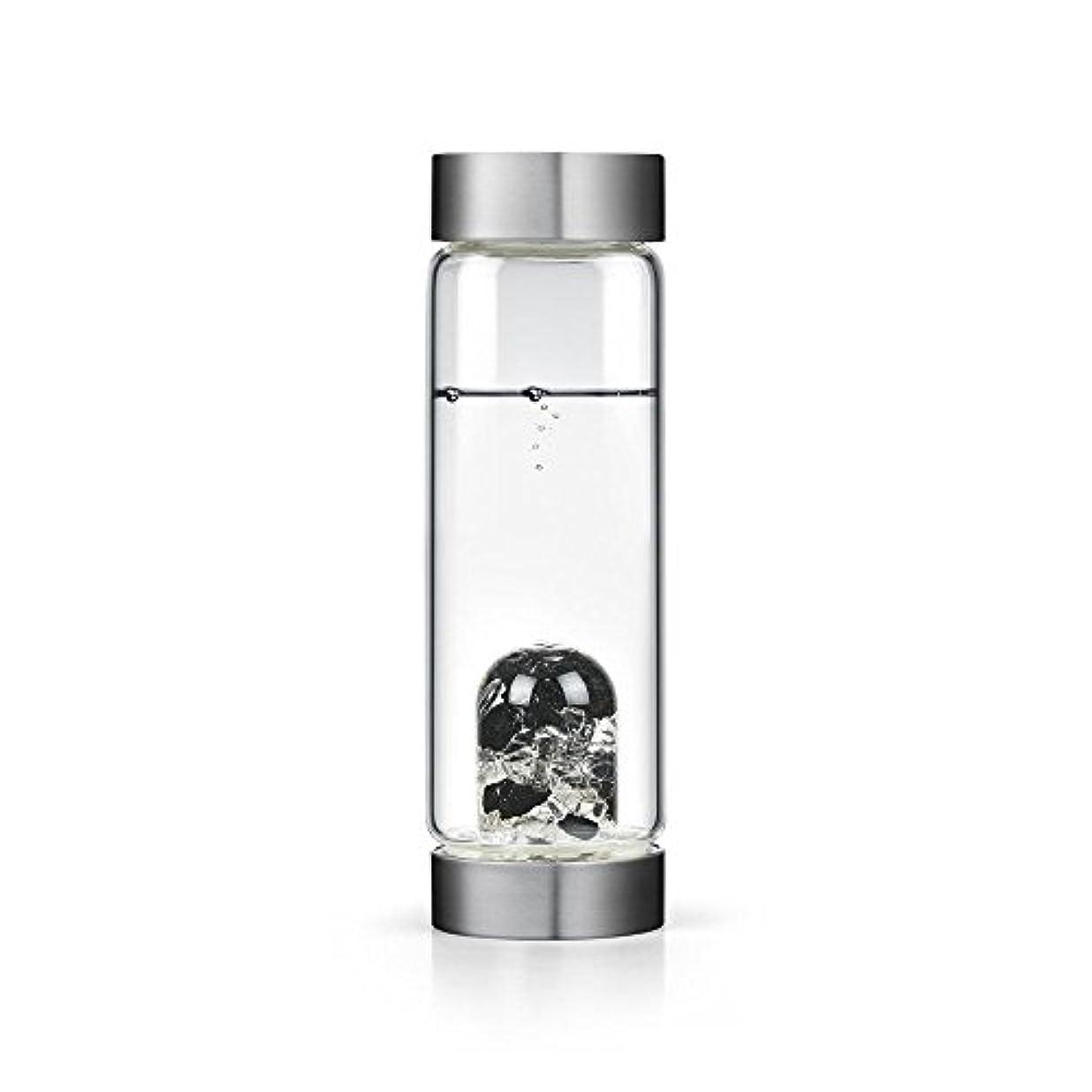 推進帝国主義王位ビジョンクリスタルエディションgem-waterボトルby VitaJuwel W / Freeカリフォルニアホワイトセージバンドル 16.9 fl oz