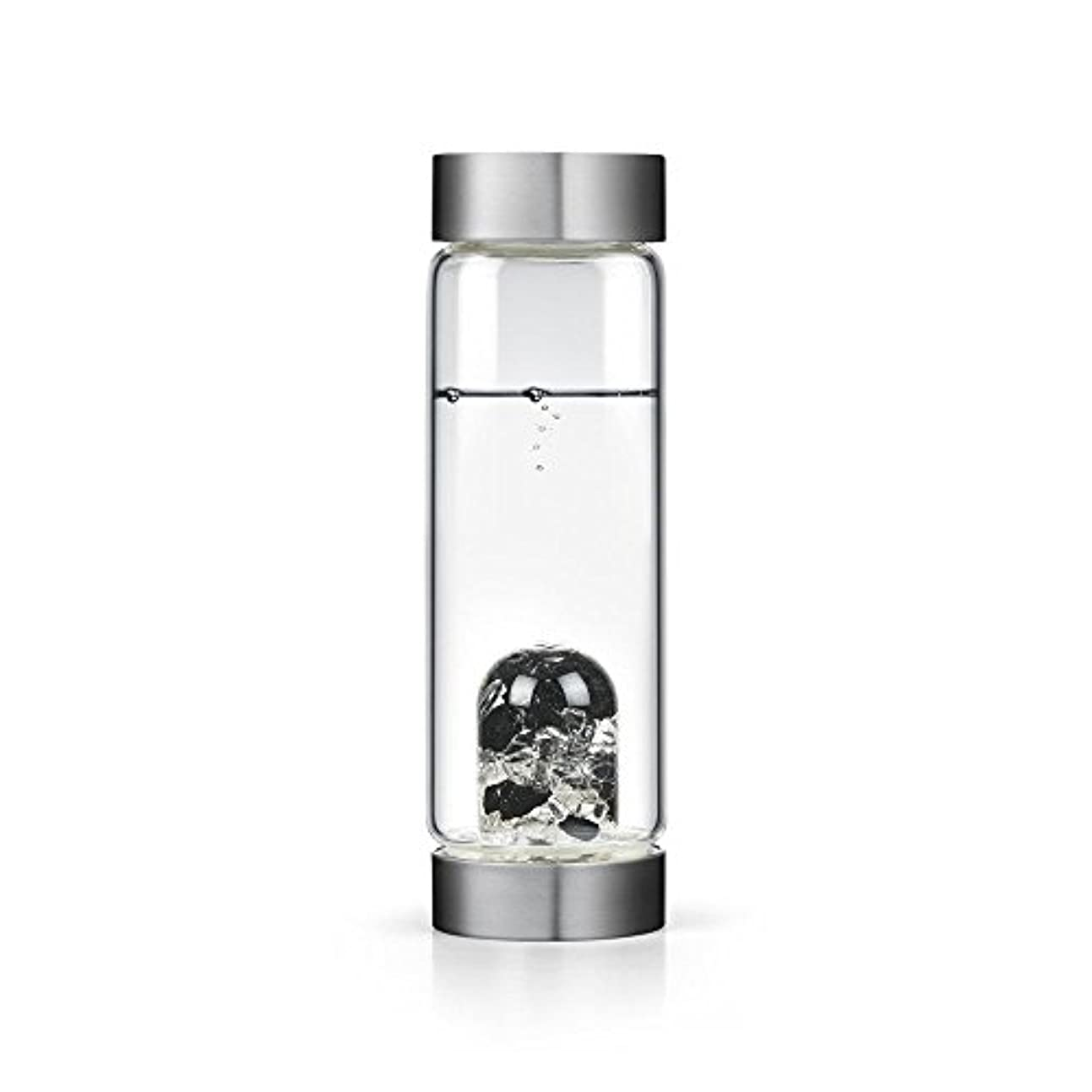 目指す選択する軍隊ビジョンクリスタルエディションgem-waterボトルby VitaJuwel W / Freeカリフォルニアホワイトセージバンドル 16.9 fl oz