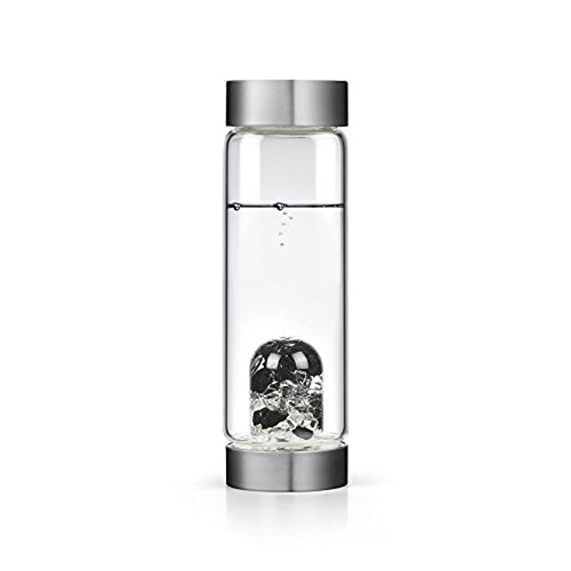 ペンフレンド航空機確保するビジョンクリスタルエディションgem-waterボトルby VitaJuwel W / Freeカリフォルニアホワイトセージバンドル 16.9 fl oz