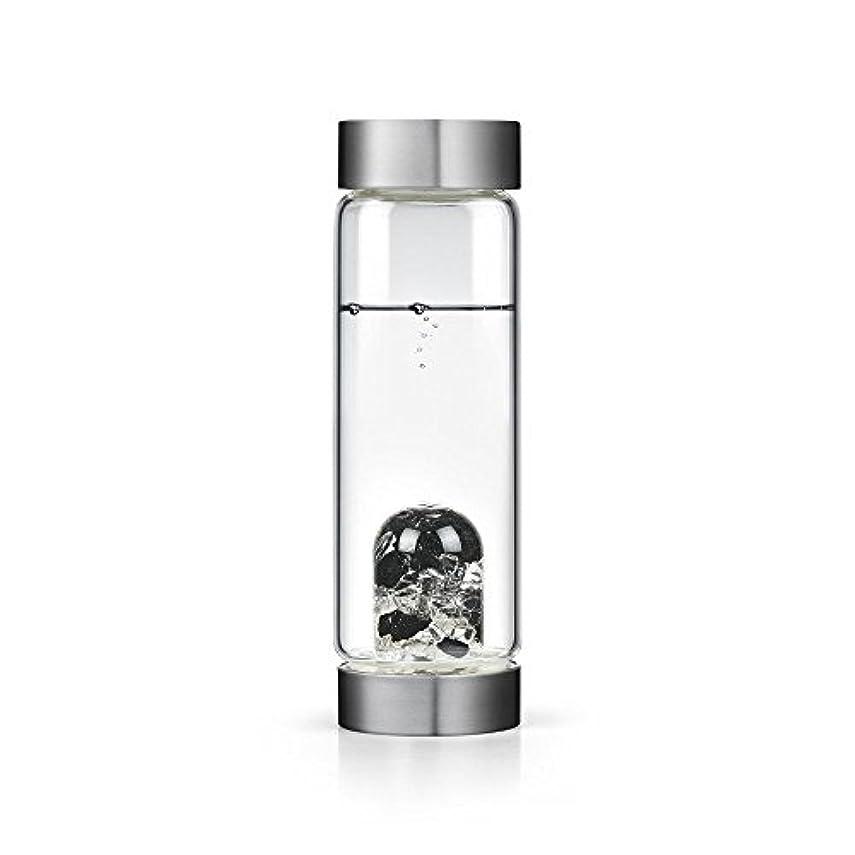 バスまもなく持っているビジョンクリスタルエディションgem-waterボトルby VitaJuwel W / Freeカリフォルニアホワイトセージバンドル 16.9 fl oz