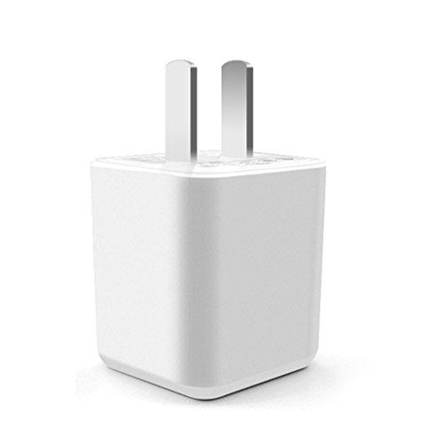 Sherry USB充電器 ライトニングケーブル USB充電ケーブル 急速充電 断線防止 iPhone, iPad, Android対応 (USB充電器)