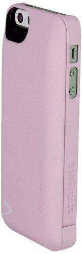 日本正規代理店品・MFi認証BOOSTCASE HYBRID BATTERY FOR iPhone5/5s/SEバッテリー内蔵ケース 充電ケース 2200mAh Lilac Purple hb2200-ip5-lipu