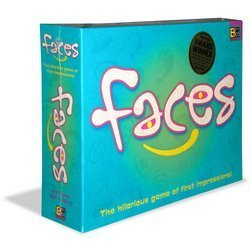 Faces Game by Buffalo Games [並行輸入品]